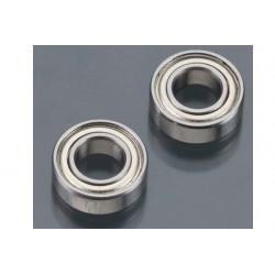 Clutch bell bearing 2 pcs - Roulement à billes de cloche d'embrayage (PV0373)