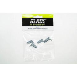 Red Bull 130 X - Pieds de pales principales avec roulements (BLH3810)