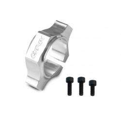 Mini Protos upgrade Tail Boom Clamp - Silver (LX0290)