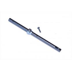 130 X upgrade Solid Titanium Main Shaft (LX0302)