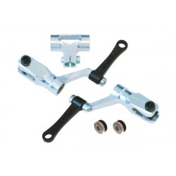 130 X upgrade DFC Head Set - Silver (LX0384)