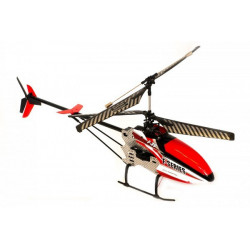 MJX F639 Helicoptere Rc Grande taille 4CH 2.4Ghz Red