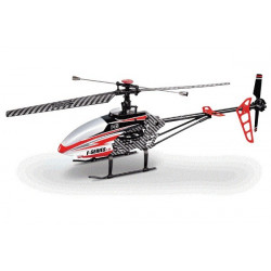 MJX F645 Shuttle Helicoptere 4CH 2.4Ghz Red