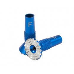 Futaba Rocker (Blue) Big (Outside size is 13mm) (B-HA0626-FU-B)
