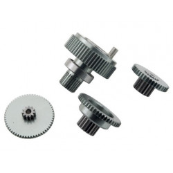 Standard servo gear sets for FS0521HV (FS0510)