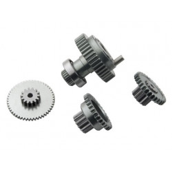 Standard Tail servo gear sets for FS0521THV (FS0510T)