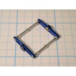 Metal Flybar Control Set - Blue (1081-B)