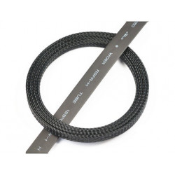 Servo Spiral wrap 1m (Black) (HA091-07)