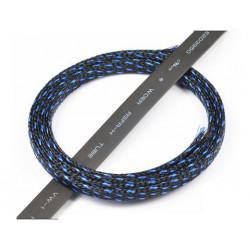Servo Spiral wrap 1m (black+blue) (HA091-34)