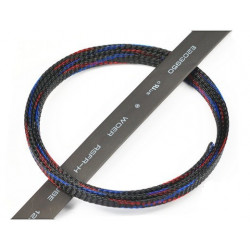 Servo Spiral wrap 1m (black+blue+red) (HA091-36)