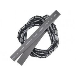 Servo Spiral wrap 1m (Black) (HA091-B)