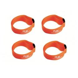 High quality Strap 300X20mm (4pcs) Orange