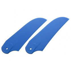 Plastic Tail for 600 and 50 helis (Blue) (HN60864B)