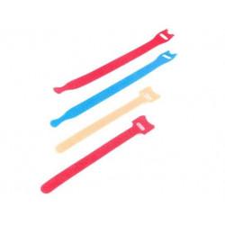 Velcro band 2x200M/2X150MM (4 pcs) (T6037)