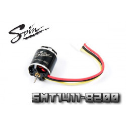 Spin Brushless Out-Run Motor 8200kv (14D x 11H mm) - MCPXBL