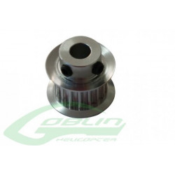 24T Motor Pulley (for 8mm Motor Shaft) (H0126-24-S)