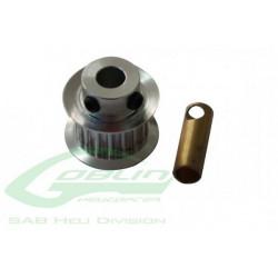 Aluminum Motor Pulley Z16 (H0215-16-S)