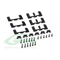 Carbon Fiber Servo Support (H0245-S)