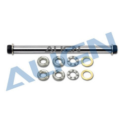 450 Feathering Shaft Set (H45H005XXT)