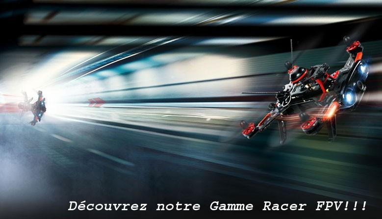 Racer FPV Walkera , Align, Spedix, Parrot