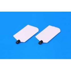 Plastic paddle (white)