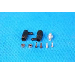 Tail blade clamp set