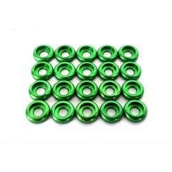 Frame C Washer M2.5 - Green - 20pcs (LX0249)