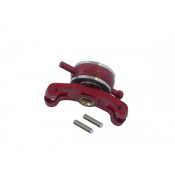 130 X - Double Ball Bearing Tail Pitch Slider Assembly - Red Devil Edition (LX0360)