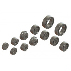 130 X - Super Precise Std Kit Bearing Replacement Set (LX0376)