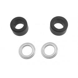Head dampeners standard (black) (MSH71056)