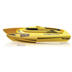 DELTA YELLOW RC SPEED CAT Nincocean (NH99007)