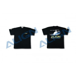 Align Flying T-shirt Black Size XXL (BG61558-XXL)