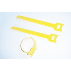 150mm Battery Belt Yellow / Sangle (3pcs)