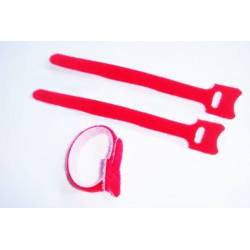 150mm Battery Belt Red / Sangle (3pcs)