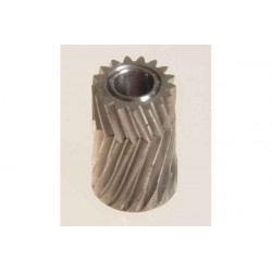 Pinion for herringbone gear 17 teeth M0.5 for LOGO (04117)
