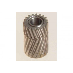 Pinion for herringbone gear 19 teeth M0.5 for LOGO (04119)