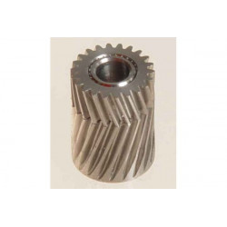 Pinion for herringbone gear 22 teeth M0.5 for LOGO