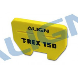 T-rex 150 Main Blade Holder/porte pales mousse (H15H007XXT)
