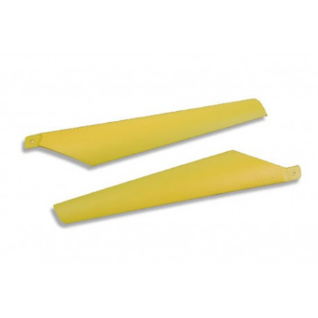 Hard Blade for Esky Coaxial (A-upper-Yellow)