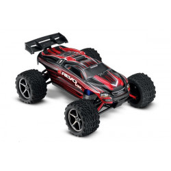 E-REVO VXL 1/16 4WD Brushless Monster Truck with TQ 2.4Ghz Radio System - Red (71074)