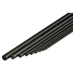 Jonc rond de carbone 5.0 x 1.000mm