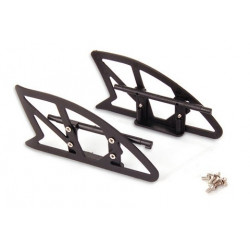 Side boards for Landing Skid