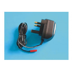 Charger 230V UK (three feet, flat) (old EK1-0050)