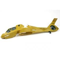 Fuselage (Yellow) (old EK1-0590)