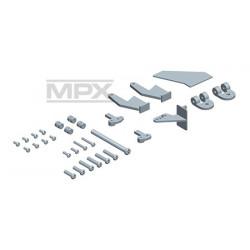 Set de petits accessoires pilatus PC-6 (224371)