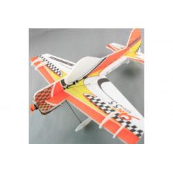Avion 3D/Voltige EPP Yak55 TechOne (Servo+ESC+Motor) (EYAK55)