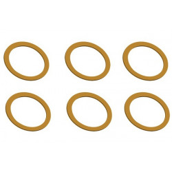 T-Rex 150 - Main Shaft Fine ADJ Shims Spacer Set (LX0934)