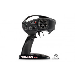 Traxxas TQi 2.4GHz (2-Channel) Transmitter with 5-channel Receiver (6509)