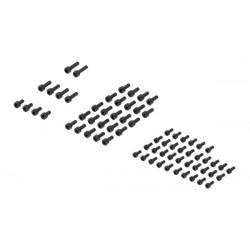 Vis / Screw Set Chassis, LOGO Xxtreme (04551)