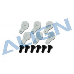 DS150 155 Servo Horn Set/ set de pignons (HSP15003T)